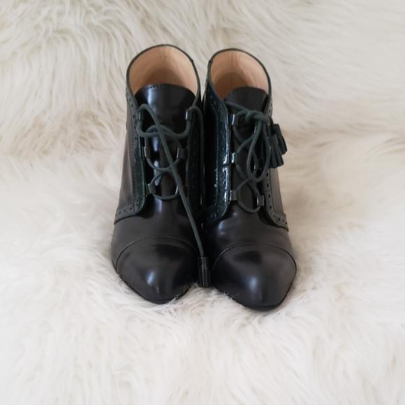 "Tod""s bootie shoe lace ."